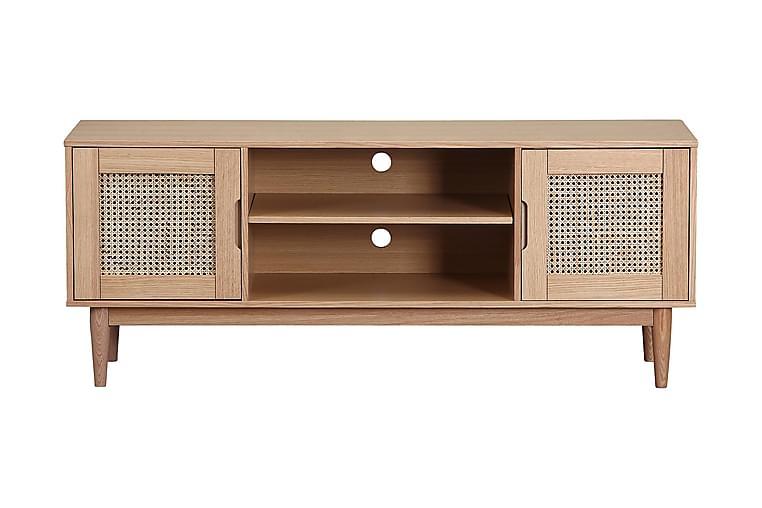 Djack TV-Bord 150 cm - Brun - Møbler - TV-Borde & Mediemøbler - TV-borde