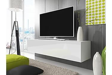 Sväva TV-bænk 160 cm 1 Skuffe
