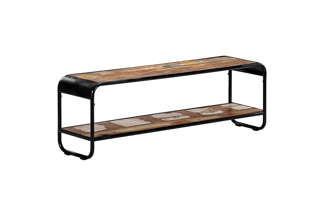 tv-skab 120 x 30 x 40 cm massivt genanvendt træ - Møbler - TV-Borde & Mediemøbler - TV-borde