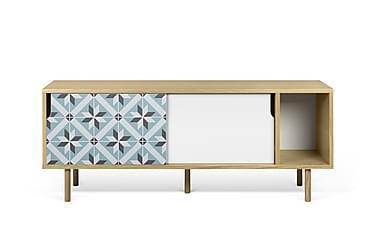 Wendan TV-bord 165 cm Flerfarvet