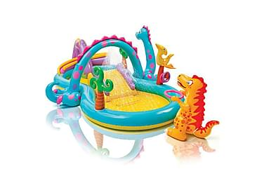 Intex Oppustelig Pool Dinoland Play Center 333X229X112 Cm