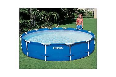 Intex Swimmingpool Metal Frame 305 X 76 Cm 28200Np