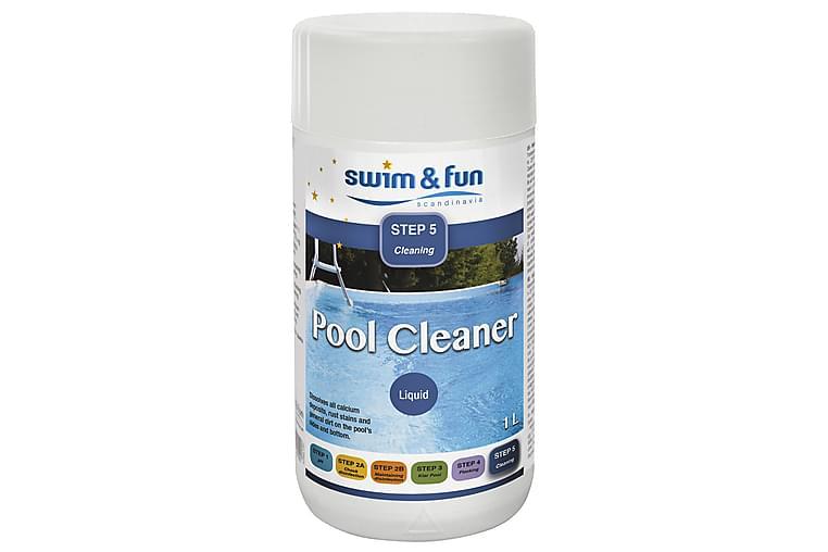 Pool Cleaner - Pool & spa - Poolrengøring - Pool kemi og klortabletter