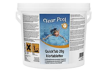 QuickTab 20 g Tabletter