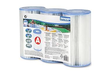 Intex Filterkassette 3 Stk. 29003