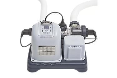 Intex Krystal Clear Eco Saltvandssystem 28670Gs