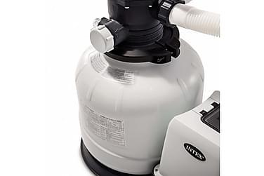 Intex Krystalklar Sandfilterpumpe 26648Gs 10,5 M³/T